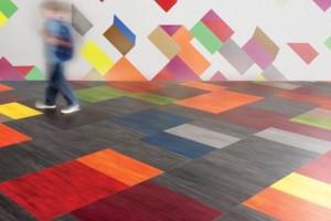 Polyflor Luxury vinyl flooring Leicester
