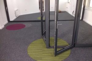 Funky Carpet Tiles In Leicestershire Dcs Flooring Ltd