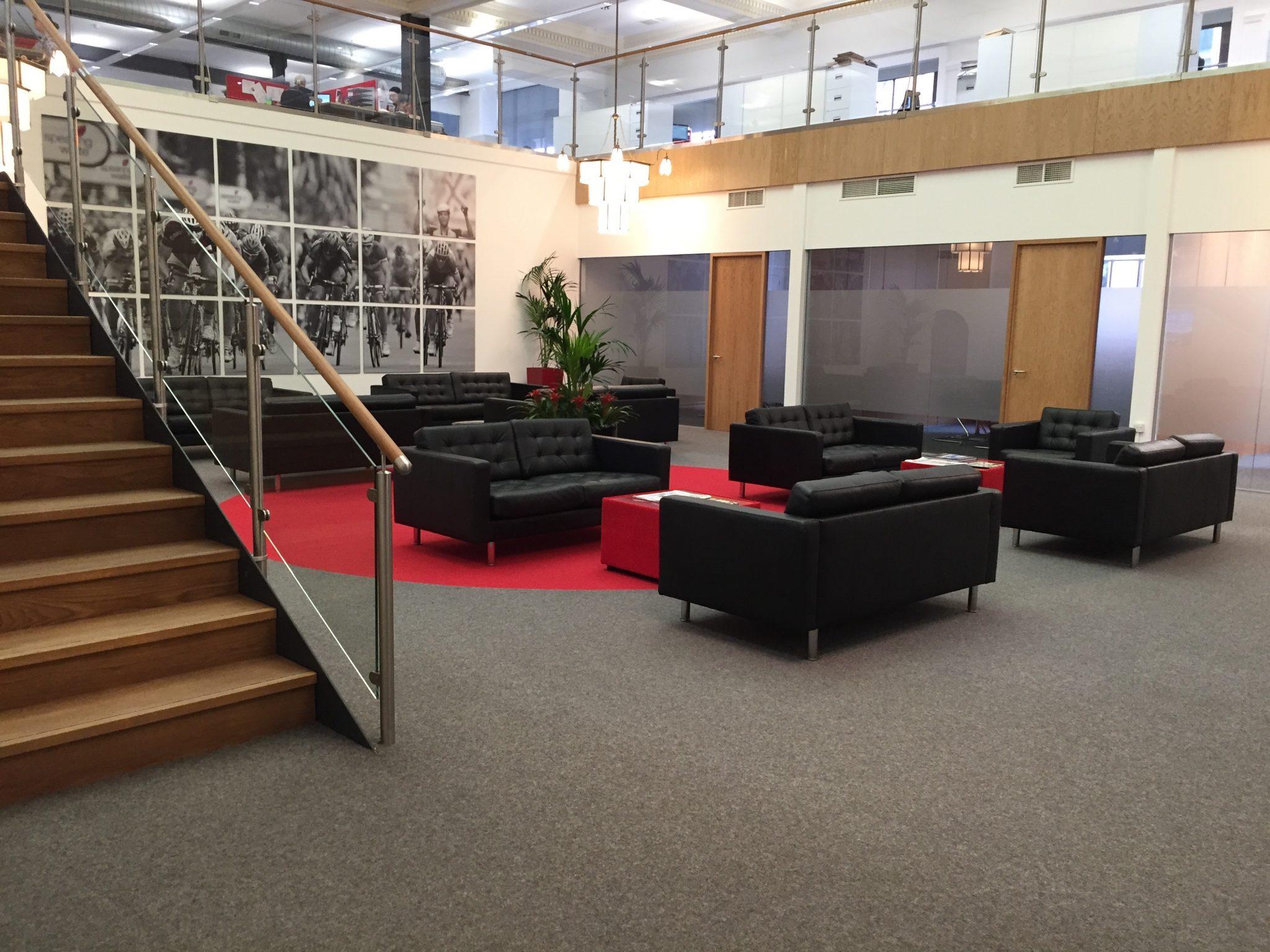 Jhs Tretford Eco Carpet Tile Leicester Dcs Flooring Ltd