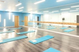 Moduleo Flooring @ Bluestone Fitness, Leicestershire.