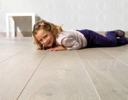 Quick-Step laminate flooring in Leicester