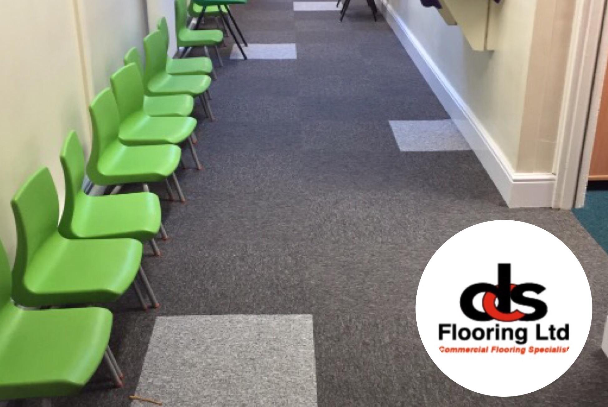 Paragon Carpet Tiles In Leicester Dcs Flooring Ltd