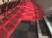Desso Lita carpet tiles at ATHENA Leicester