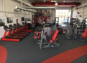 Flooring at The Workhouse Gym, Derby