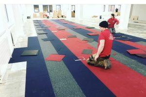 Desso Carpet Tiles at Everything Branded